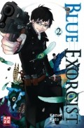 Blue Exorcist - Bd.02: Kindle Edition