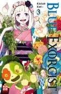 Blue Exorcist - Bd.03: Kindle Edition