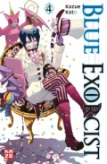 Blue Exorcist - Bd.04: Kindle Edition