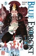 Blue Exorcist - Bd.05: Kindle Edition