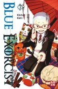 Blue Exorcist - Bd.07: Kindle Edition