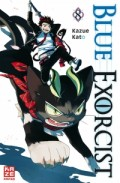 Blue Exorcist - Bd.08: Kindle Edition