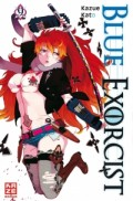 Blue Exorcist - Bd.09: Kindle Edition