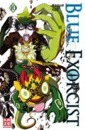 Blue Exorcist - Bd.10: Kindle Edition
