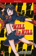 Kill la Kill - Bd.01: Kindle Edition