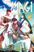 Magi: The Labyrinth of Magic - Bd.04: Kindle Edition