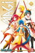 Magi: The Labyrinth of Magic - Bd.11: Kindle Edition