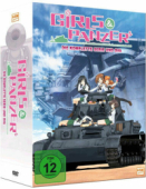 Girls und Panzer - Vol.1/3 - Limited Edition + Sammelschuber