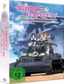 Girls und Panzer - Vol.1/3 [Blu-ray] - Limited Edition + Sammelschuber