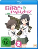 Girls und Panzer - Vol.2/3 [Blu-ray]