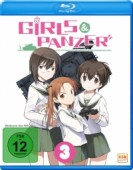 Girls und Panzer - Vol.3/3 [Blu-ray]