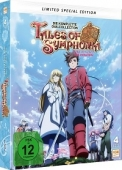 Tales of Symphonia OVA - Gesamtausgabe - Limited Edition [Blu-ray]
