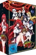 Highschool DxD New - Vol.1/4: Limited Edition + Sammelschuber