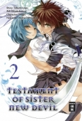 Testament of Sister New Devil - Bd.02
