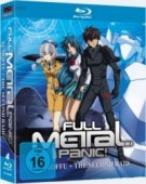 Full Metal Panic? Fumoffu - Gesamtausgabe + Full Metal Panic! The Second Raid [Blu-ray]