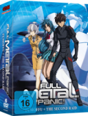 Full Metal Panic? Fumoffu - Gesamtausgabe + Full Metal Panic! The Second Raid