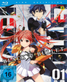 Black Bullet - Vol.1/2 [Blu-ray]