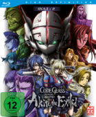 Code Geass: Akito the Exiled - Vol.01 [Blu-ray]