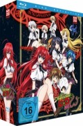 Highschool DxD New - Vol.1/4: Limited Edition [Blu-ray] + Sammelschuber