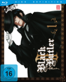 Black Butler II - Vol.1/2 [Blu-ray]