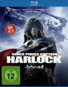Space Pirate Captain Harlock [Blu-ray 3D] (inkl. 2D-Version)