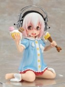 Super Sonico The Animation - Figur: Super Sonico