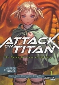 Attack on Titan: The Harsh Mistress of the City - Bd.01