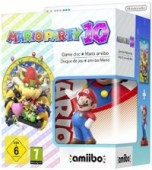 Mario Party 10 [WiiU] + amiibo