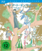 Sword Art Online 2 - Vol.3/4: Limited Edition [Blu-ray] + Soundtrack