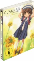 Clannad After Story - Vol.4/4: Limited Steelbook Edition [Blu-ray]