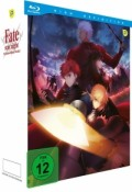 Fate/Stay Night: Unlimited Blade Works - Vol.1/4: Limited Edition [Blu-ray] + Sammelschuber