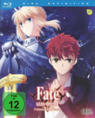 Fate/Stay Night: Unlimited Blade Works - Vol.2/4: Limited Edition [Blu-ray]