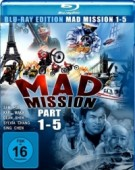 Mad Mission Part 1-5 [Blu-ray]