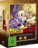 Dragonball Z - The Movie 14: Kampf der Götter - Limited Collector's Edition [Blu-ray]