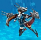 Kantai Collection: KanColle - Actionfigur: Takao