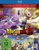 Dragonball Z - Movie 14: Kampf der Götter [Blu-ray]