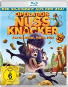 Operation: Nussknacker [Blu-ray 3D] (inkl. 2D-Version)