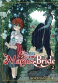 The Ancient Magus' Bride - Vol.02