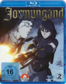 Jormungand - Vol.2/2 [Blu-ray]
