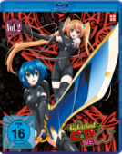 Highschool DxD New - Vol.2/4 [Blu-ray]