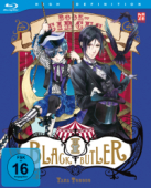 Black Butler: Book of Circus - Vol.1/2 [Blu-ray]