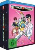 Space Dandy 2 - Vol.1/4: Limited Edition [Blu-ray] + Sammelschuber