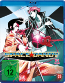 Space Dandy 2 - Vol.2/4 [Blu-ray]