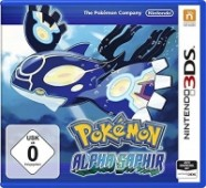 Pokemon - Alpha Saphir [3DS]