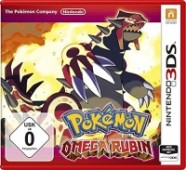 Pokemon - Omega Rubin [3DS]