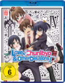 Love, Chunibyo & Other Delusions! - Vol.4/4 [Blu-ray]