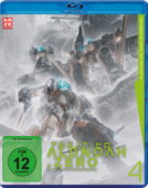 Aldnoah.Zero - Vol.4/4 [Blu-ray]
