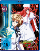 Highschool DxD New - Vol.3/4 [Blu-ray]