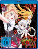 Highschool DxD New - Vol.4/4 [Blu-ray]