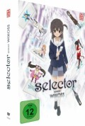 Selector Spread Wixoss - Vol.1/2: Limited Edition + Sammelschuber